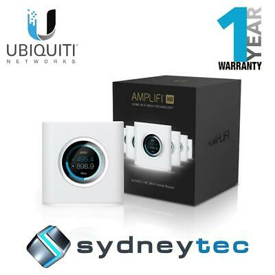 New Ubiquiti  AMPLIFI High Density wireless Mesh Router AFi-R - NBN Ready