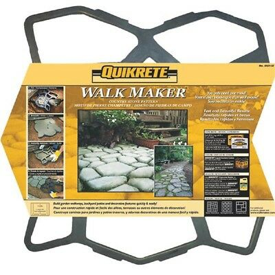 Quikrete Stone Walk Maker Patio / Path Mold 2' X 2' - Country Pattern 6921-32