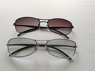 Women's Men's Unisex Vintage Retro Dunlop Sunglasses 2 Colours! Free Uk P&p Bn