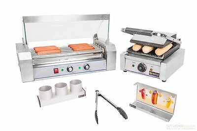Small - Set For Making Hot Dogs