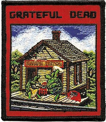 Grateful Dead - Terrapin Station - Embroidered Patch - Brand New - Music 1970