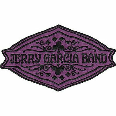 Jerry Garcia Band - Embroidered Patch - Brand New - Grateful Dead Music 4547