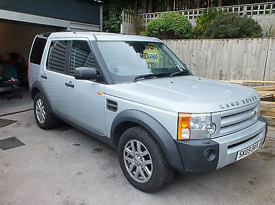 Land Rover Discovery 3 2.7TD V6 2009MY XS