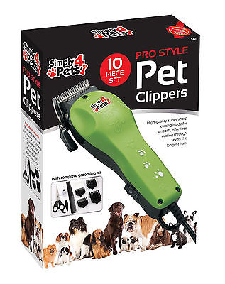 Pro Style High Quality Super Sharp Pets Clippers for Cat and Dog