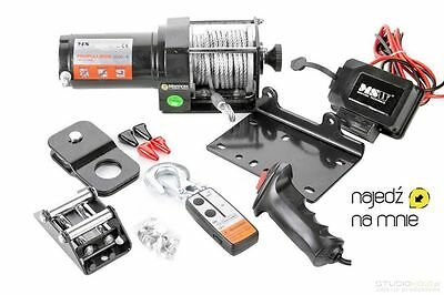 New Electric Winch Rope - Propullator 3500-Pro