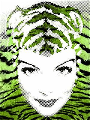 "◄◄◄POP ART Bild◄""TIGRA ROYAL""◄S-XXL◄KING SIZE CIGARETTES◄TIGER TABAK◄ART BERLIN◄"