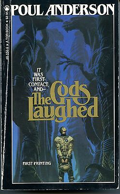 Poul Anderson, the Gods Laughed