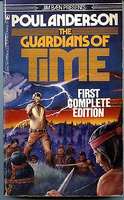 Poul Anderson, the Guardians of Time