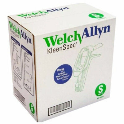 Welch Allyn Kleenspec Vaginal Speculum Box of 24 Small 590 Series  Model #59000