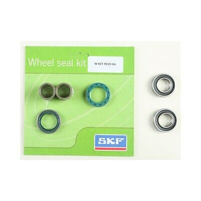 SKF Front Wheel Bearing Kit for Honda 2004-17 CRF 250X CRF450X WSB-KIT-F019-HO