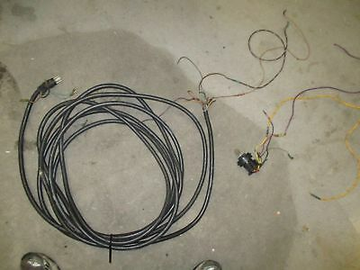 mercury outboard 8 pin 28 rigging wiring wire harness with ignitionmercury outboard 8 pin 28 rigging wiring wire harness with ignition switch