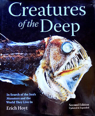 Deep Ocean Abyss Marine Creatures Sea Monsters Sharks Giant Squid Whales 150 Pix