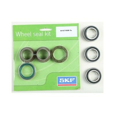 SKF Rear Wheel Bearing Kit for Suzuki 2007-17 RMZ 250 RMZ450 WSB-KIT-R008-SU