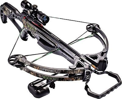 Barnett Rogue Crossbow 4x32 Scope Package Breakup Camo 78082