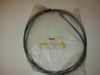 Yamaha EU0-67252-02 , EU0-U7252-00-00 Throttle Cable , 1990-1997 500 650 700 PWC