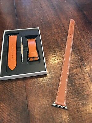 Lot Of 2 Apple Watch Bands 38mm