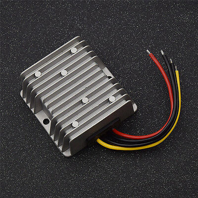 Non-isolation Voltage Converter 8A 152W DC 12V Step Up To 19V Power Converter