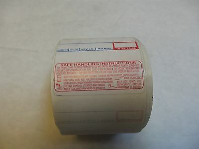 CardinalScales 6600-3003 DL Series Safe Handling Roll For A Computing Scale 3 Pk