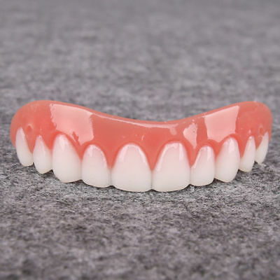 Instant Smile Cosmetic Teeth Fake Tooth Cover Perfect  Dental False Natural Snap