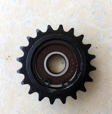 2 PACK #25 Chain Idler Sprocket  20 tooth Industrial sprocket