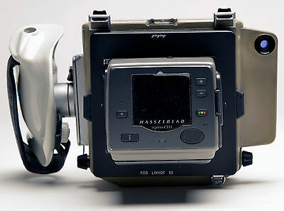 Moveable Adapter For Hasselblad H Back To Linhof 6x9 F Phase One Sinar Leaf New