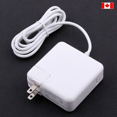 "AC Power Adapter Charger for Apple MacBook Pro 13"" 13.3"" A1184 A1181 A1278 60W"