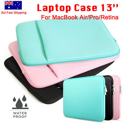 Soft Sleeve Laptop Bag Case For Apple Mac Macbook AIR PRO Retina Notebook