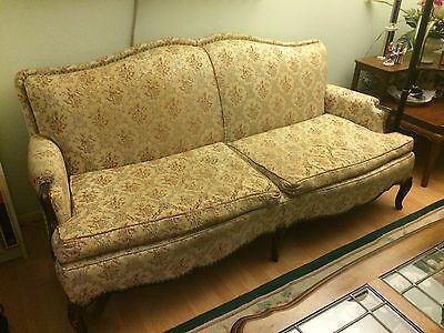 Antique Victorian Couch