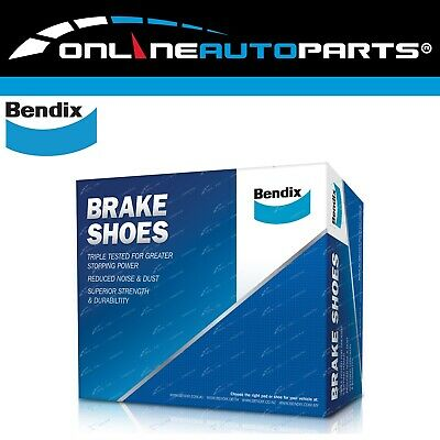 BENDIX Rear Brake Shoe Set Toyota Hiace Van TRH201R TRH221R TRH223R 2005-2014