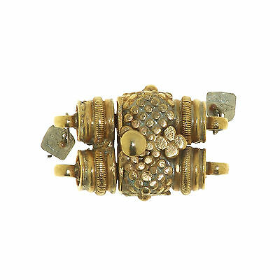 (1584) Antique gold clasp