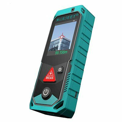 Mileseey P7 Bluetooth Laser with Rotary Touch Screen Laser Meter(80M) A1S8