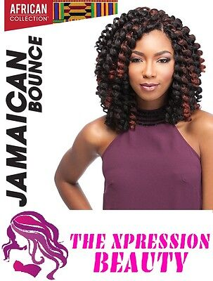 Sensationnel Crochet Braids African Collection Jamaican Bounce 26- The Xpression