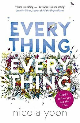 Everything, Everything by Nicola Yoon New Paperback Book