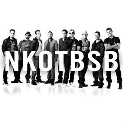NKOTBSB - NKOTBSB (self titled) [New & Sealed] Digipack CD