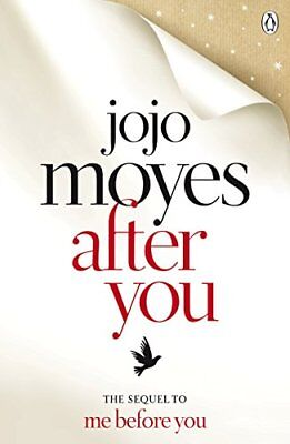 After You by Jojo Moyes New Paperback Book