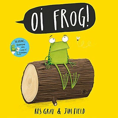 Oi Frog by Kes Gray (Paperback, 2015)