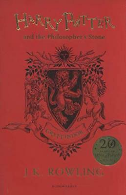 Harry Potter and the Philosopher's Stone – Gr by J.K. Rowling New Paperback Book