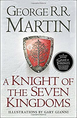A Knight of the Seven Kingdoms (Song of by George R.R. Martin New Paperback Book