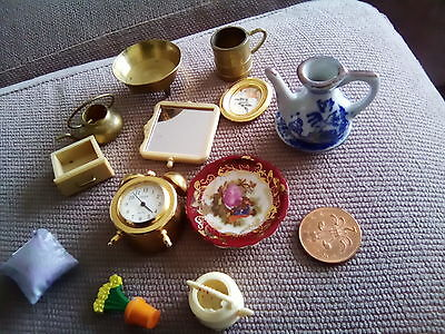 Collection Of Dolls House Bits n Bobs