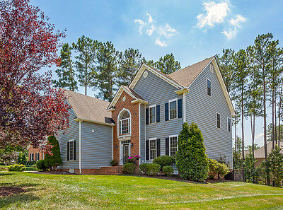 Luxury House For Sale 5 Bed 3.5 Bath - 3 Stories - Chesterfield County Va