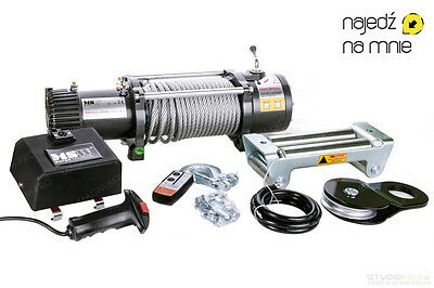 New Electric Winch Rope - Propullator 13500-Pro