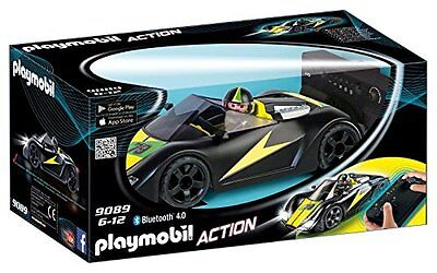 Playmobil 9089 Action - RC-Supersport-Racer With Light Effects & Remote Control