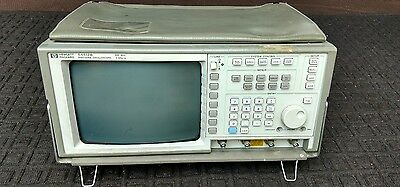HP 54512B 300 MHz 4 channel digitizing oscilloscope 1 GSa/s