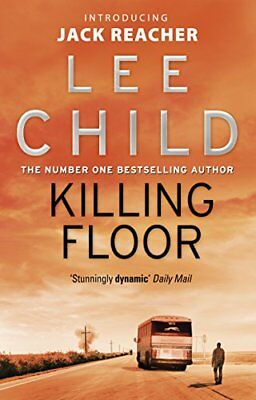 Killing Floor: (Jack Reacher 1) by Lee Child (Paperback, 2010)