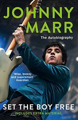 Set the Boy Free by Johnny Marr New Paperback Book
