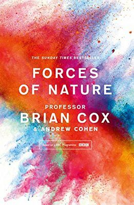 Forces of Nature by Professor Brian Cox New Paperback Book
