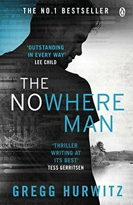 The Nowhere Man (An Orphan X Thriller) by Gregg Hurwitz New Paperback Book