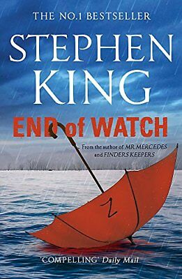 End of Watch by Stephen King (Paperback, 2017)