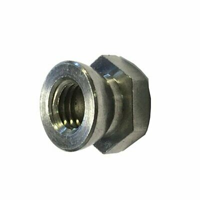 M8 Shear Nut A4 stainless steel (Permacone - snapoff - Security - Tamper Proof)