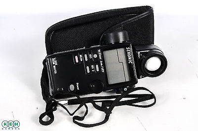Sekonic L-508 Zoom Master (Ambient/Flash) Light Meter